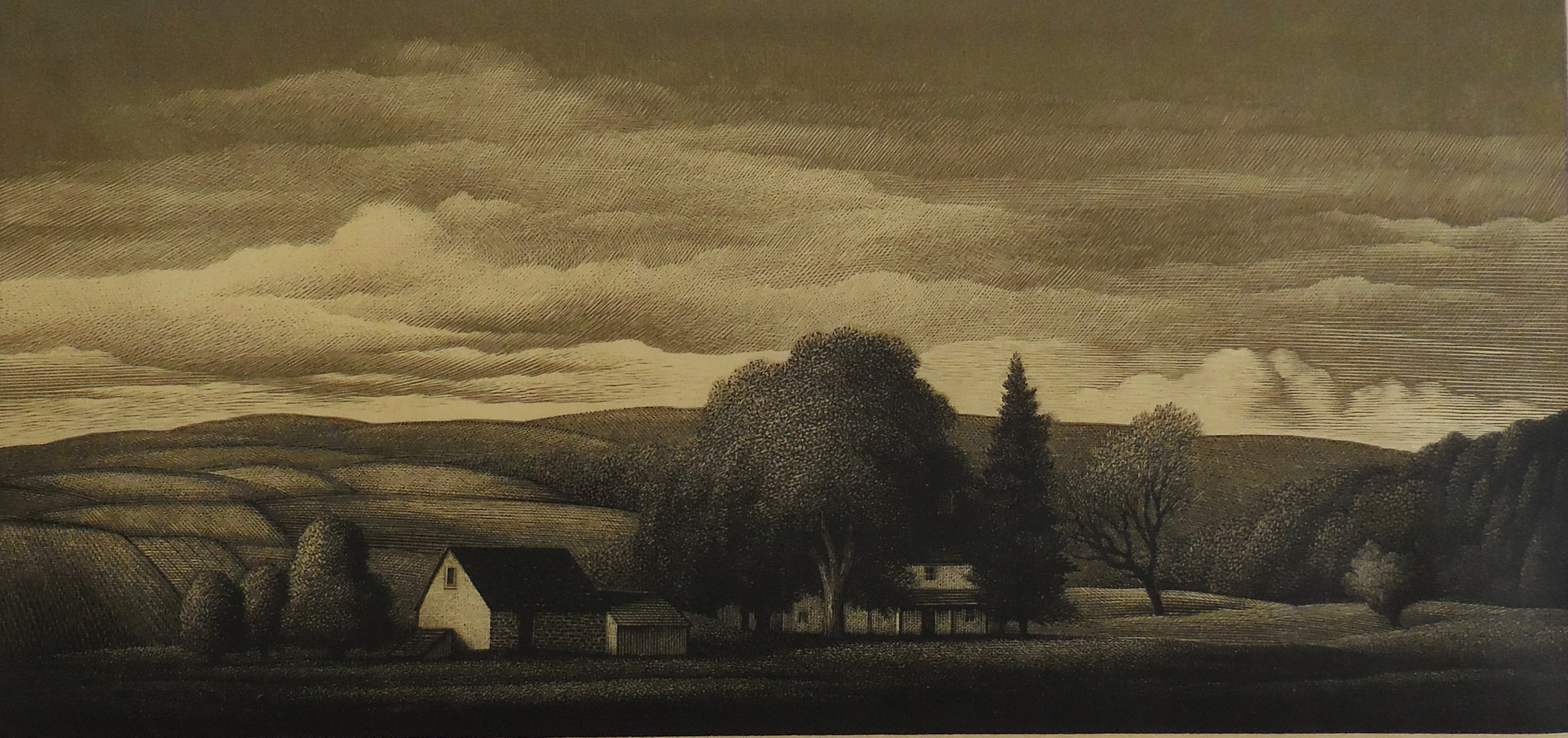 "my pennsylvania landscapes essay During the interwar years, ""folk art fever"" swept the northeastern united states1 early transmitters included robert laurent, charles sheeler and other artists."